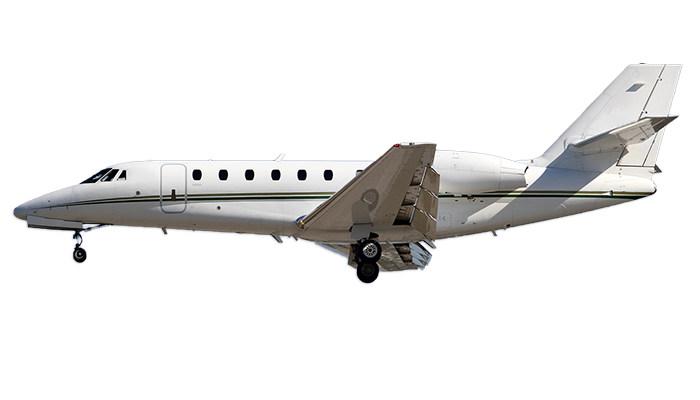 Immagine di un Cessna Citation Sovereign