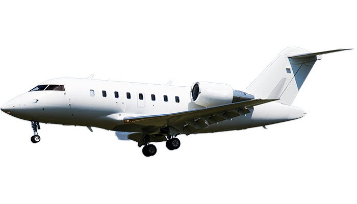 Picture of Challenger 604