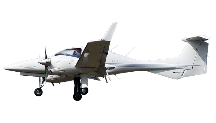 Immagine di un Cessna Diamond DA42 Twin Star