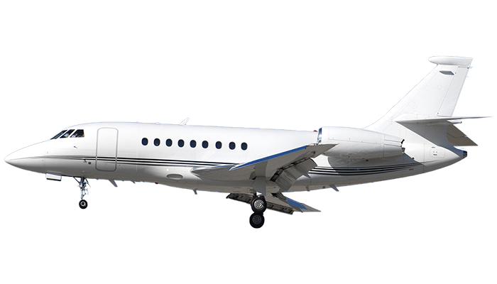 Picture of Falcon 2000