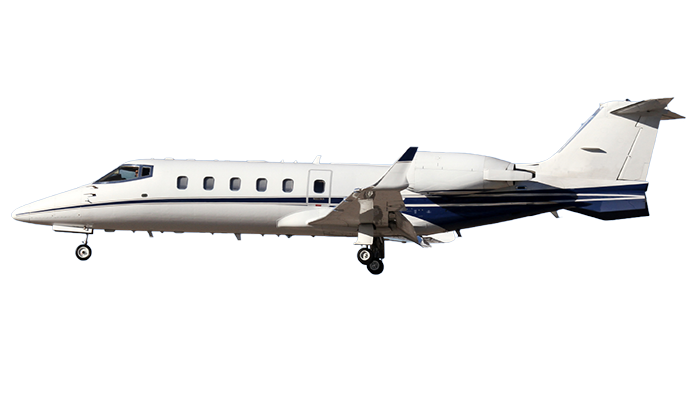 Picture of Learjet 60