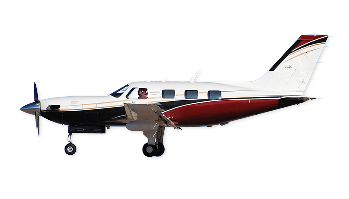 Piper PA-46TP Meridian Charter