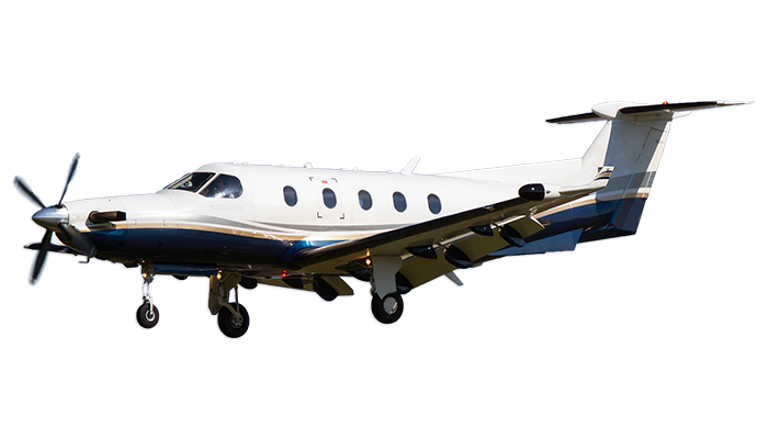Picture of Pilatus PC-12